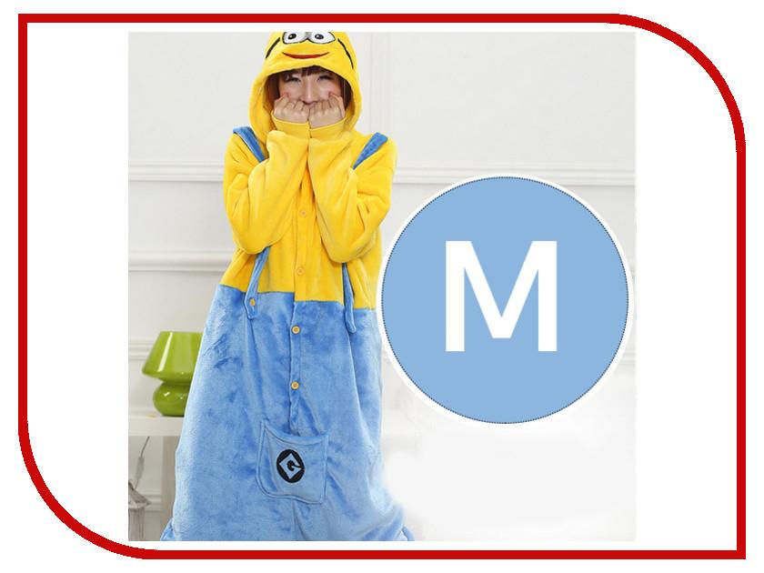 Пижама кигуруми Megamind Миньон M М6457 гаджет стиральная карта мира megamind русский язык black м3196