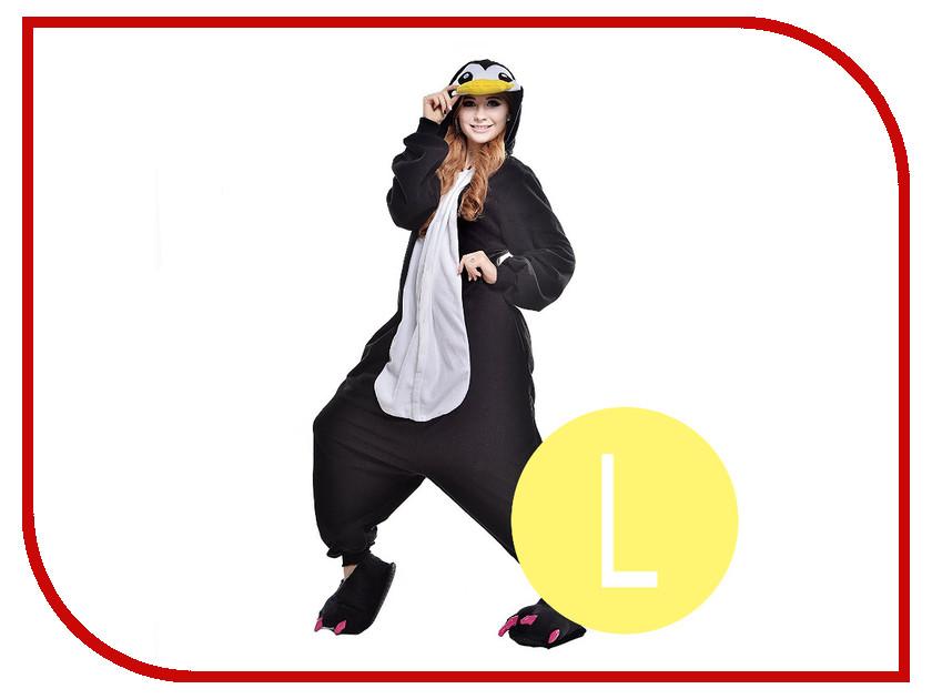 Пижама кигуруми Megamind Пингвин L М7739