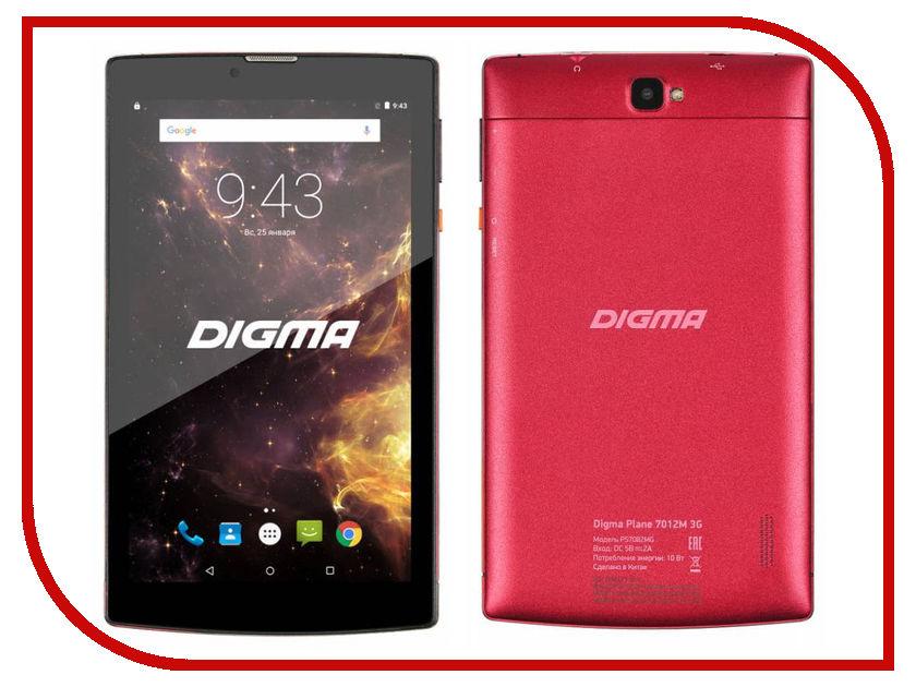 все цены на Планшет Digma Plane 7012M 3G