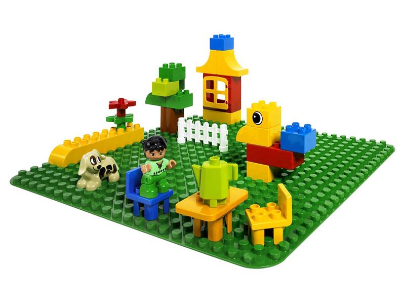 Конструктор Lego Duplo Строительная пластина 2304
