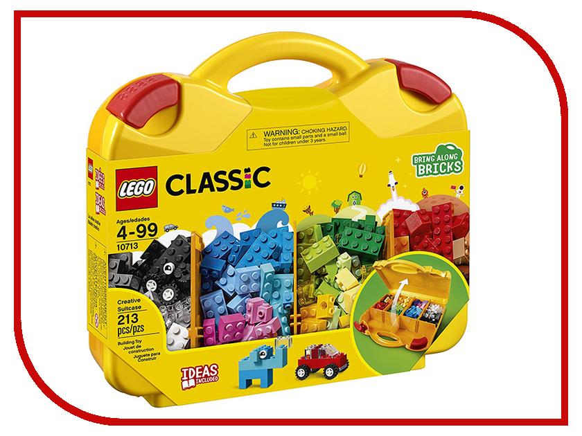 Конструктор Lego Classic Чемоданчик для творчества и конструирования 10713 lego 31035