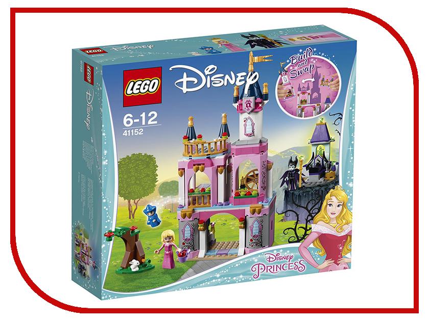Конструктор Lego Disney Princess Сказочный замок Спящей Красавицы 41152 парик спящей красавицы uni