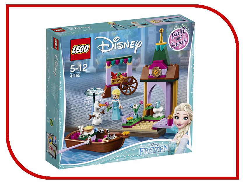 Конструктор Lego Disney Princess Приключения Эльзы на рынке 41155 билеты океан эльзы одесса