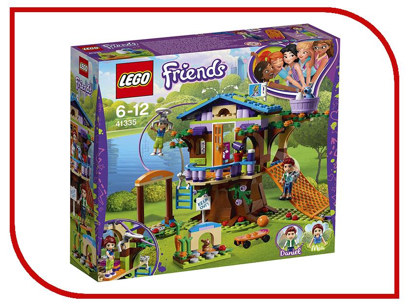 Конструктор Lego Friends Домик Мии на дереве 41335 кукольные домики и мебель balbi игровой набор домик на дереве tt 010