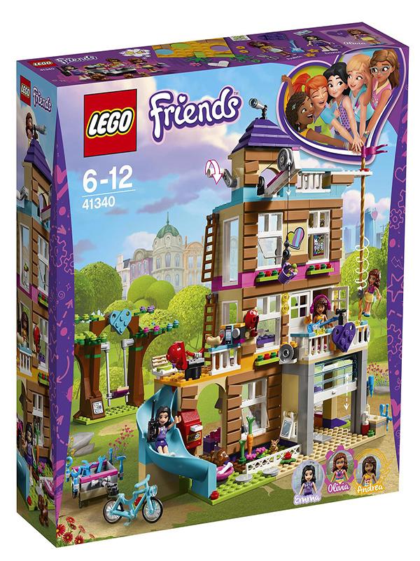 Конструктор Lego Friends Дом дружбы 41340