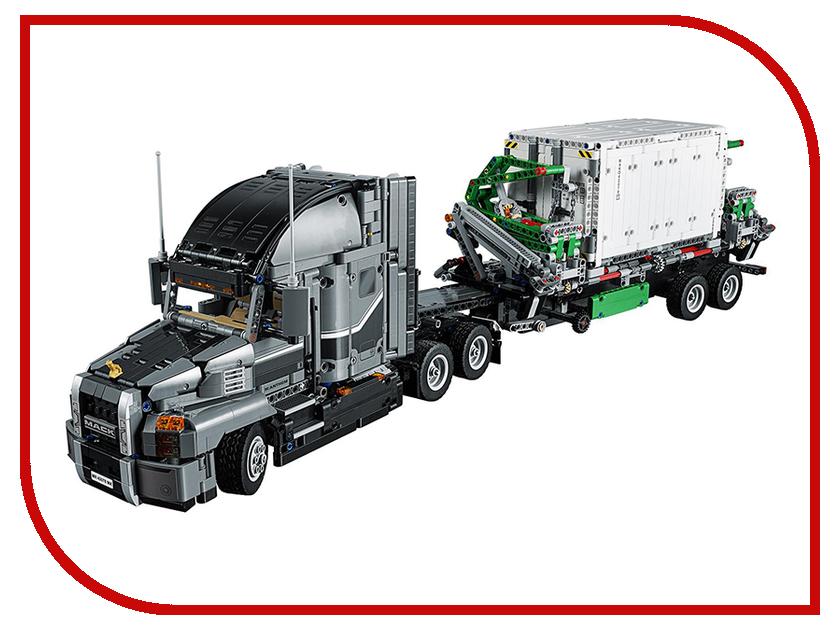 все цены на LEGO Technic 42078 Грузовик MACK онлайн