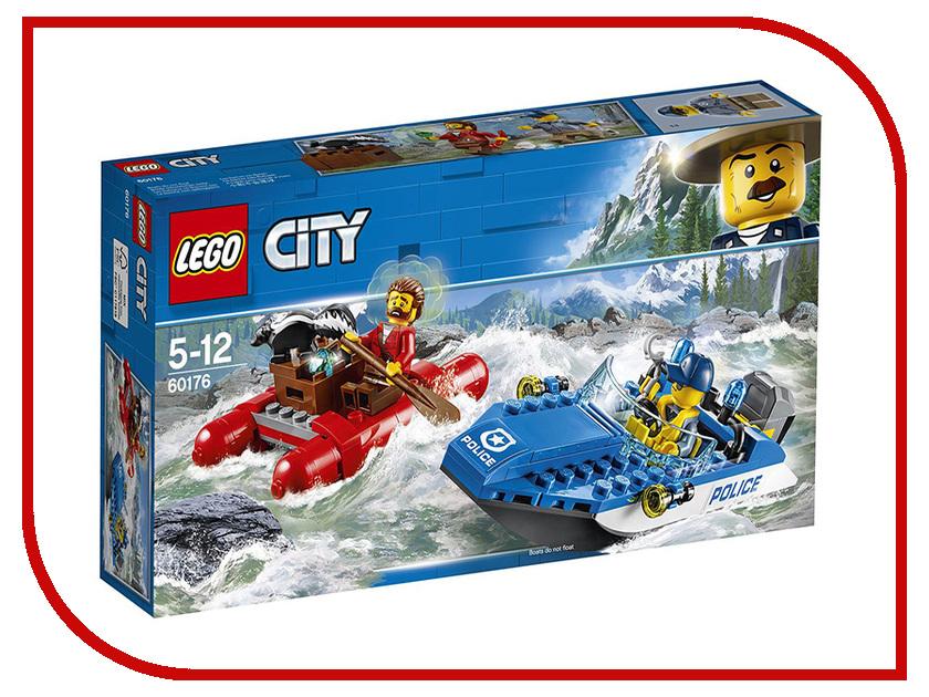 Конструктор Lego City Погоня по горной реке 60176 кирилл шелестов погоня