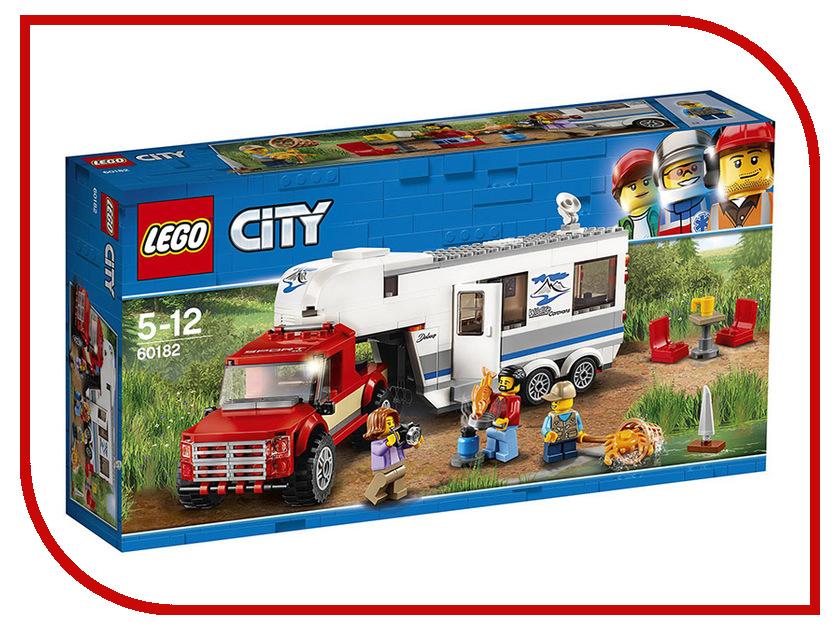 Конструктор Lego City Дом на колесах 60182 lego конструктор подружки спортивный лагерь дом на дереве