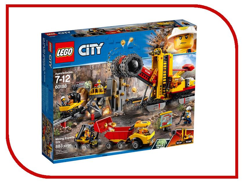 Конструктор Lego City 60188