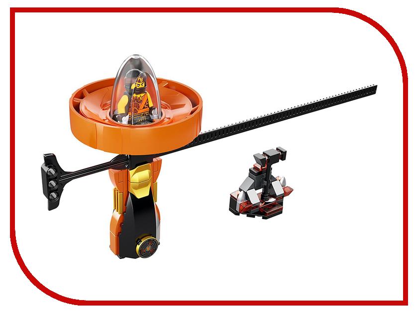 Конструктор Lego Ninjago Коул Мастер Кружитцу 70637 конструктор lego ninjago 70589 горный внедорожник