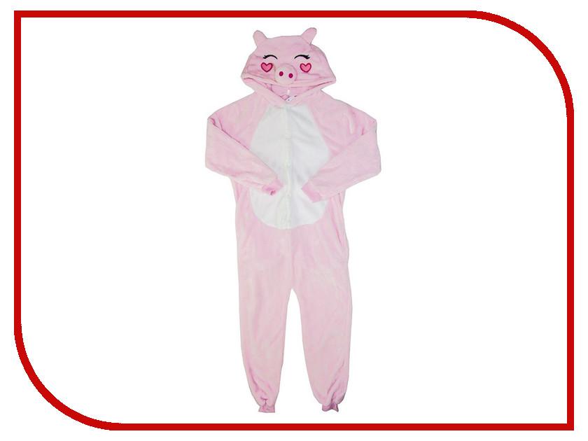 Пижама кигуруми Megamind Свинка 95cm М6463