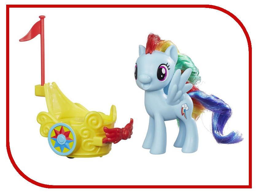 Фото Игрушка Hasbro My Little Pony Набор с каретой B9159