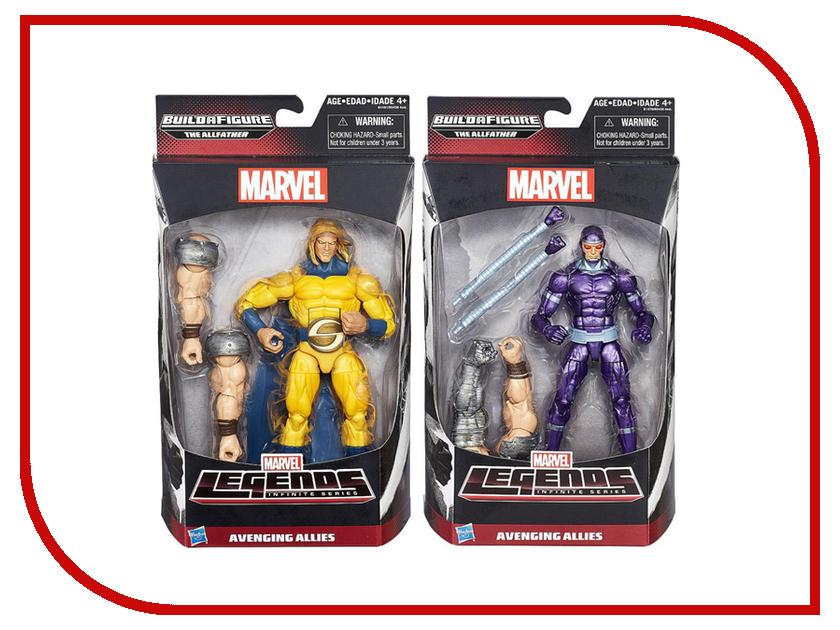 Фото Игрушка Hasbro Marvel Legends Infinite Series-Мстители B0438