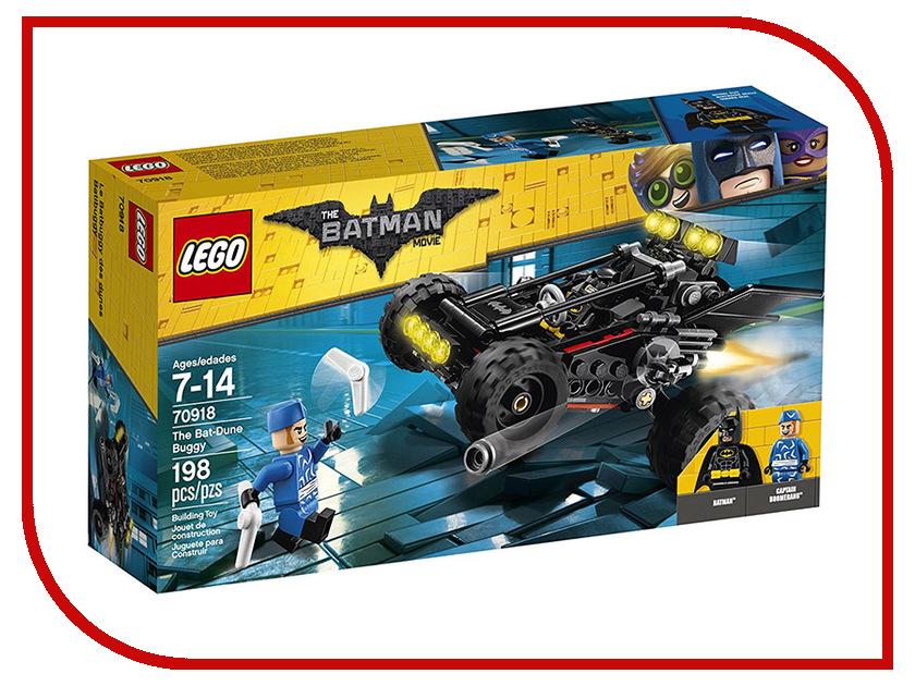 Конструктор Lego Batman Movie Пустынный багги Бэтмена 70918 конструктор lepin batman космический шаттл бэтмена 720 дет 07098