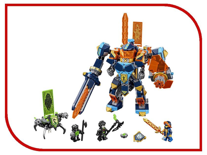 Конструктор Lego Nexo Knights Решающая битва роботов 72004 lego super heroes конструктор решающая битва за асгард 76084