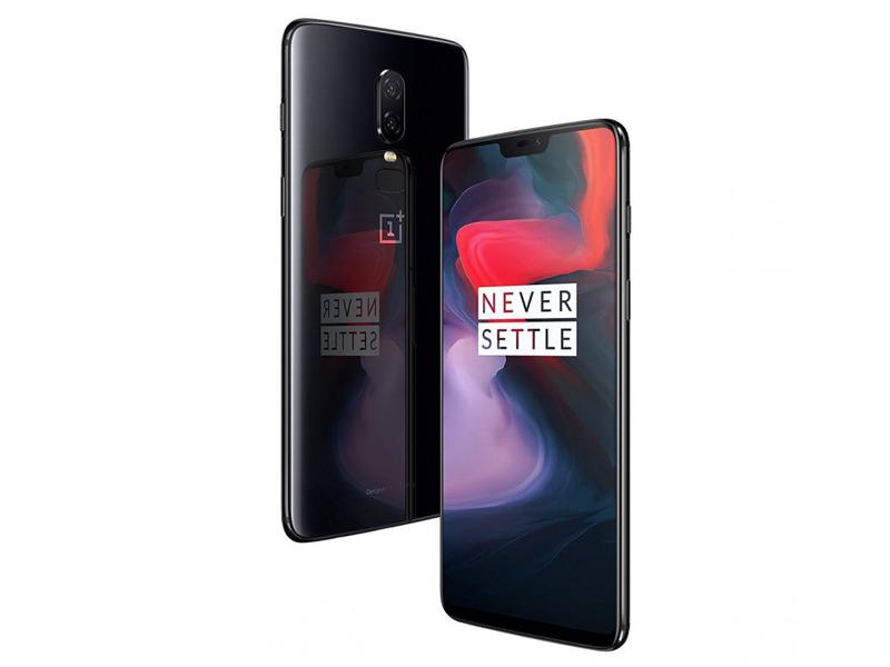Сотовый телефон OnePlus 6 6/64GB Black