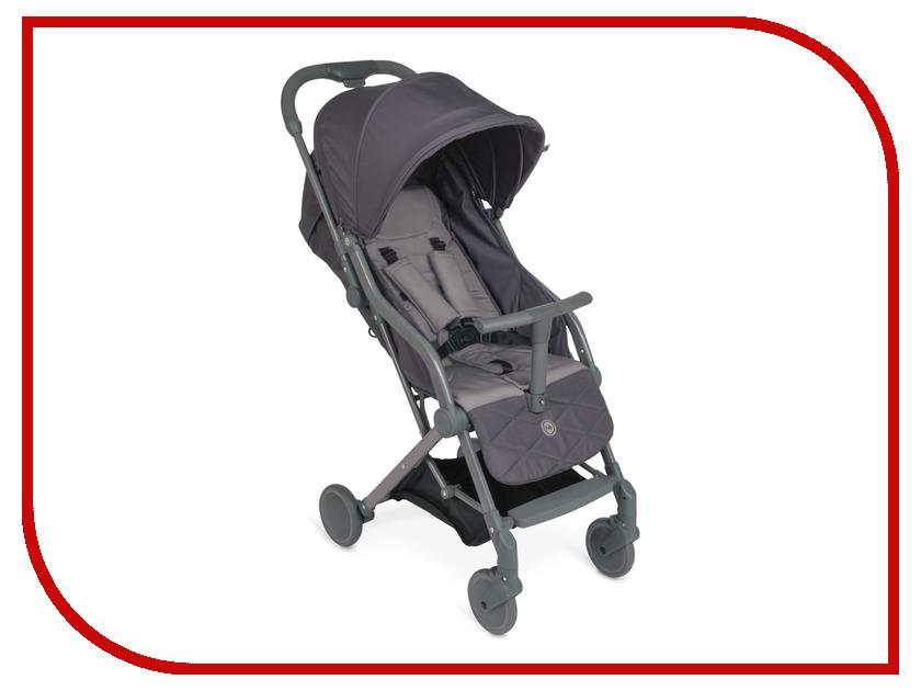 Коляска Happy Baby 92002 Umma Grey 4690624021633 прогулочная коляска happy baby cindy grey