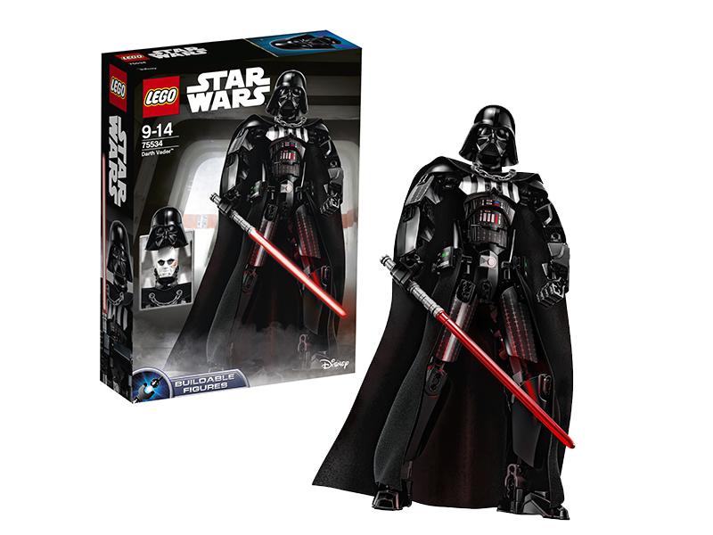 Конструктор Lego Star Wars Дарт Вейдер 75534