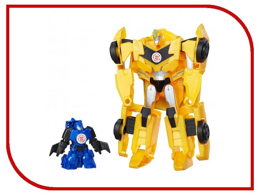 Игрушка Hasbro Трансформеры Роботы под прикрытием Гирхэд-Комбайнер C0653 hasbro transformers b0067 трансформеры роботы под прикрытием гиперчэндж в ассортименте
