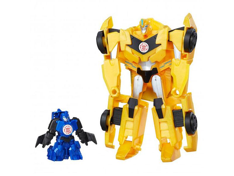 Игрушка Hasbro Трансформеры Роботы под прикрытием Гирхэд-Комбайнер C0653