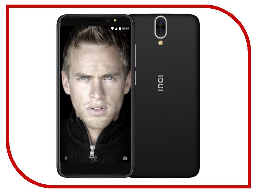 Сотовый телефон Inoi 6 Lite Black сотовый