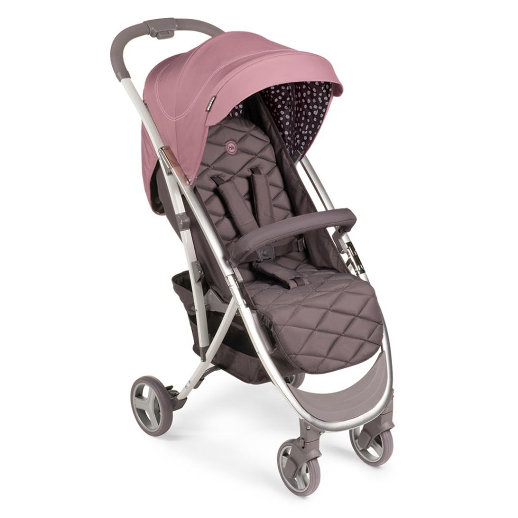 Коляска Happy Baby Eleganza V2 Pink 4690624021596 стоимость