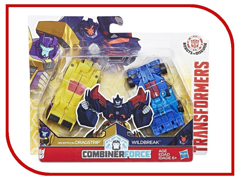 Игрушка Hasbro Трансформеры Роботы под прикрытием Крэш-Комбайнер C0628 hasbro transformers b0067 трансформеры роботы под прикрытием гиперчэндж в ассортименте