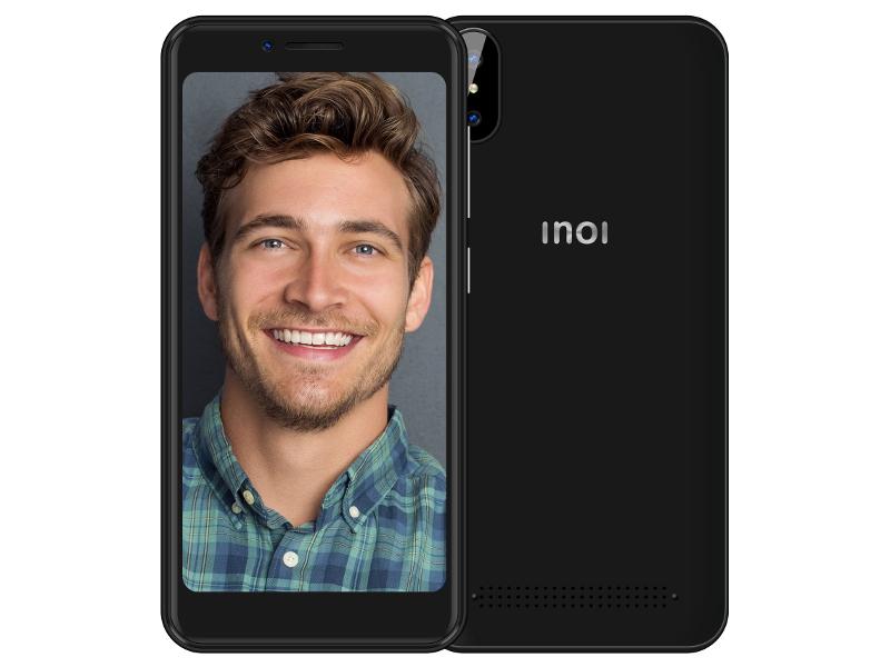 Сотовый телефон INOI 3 Lite Black цена и фото