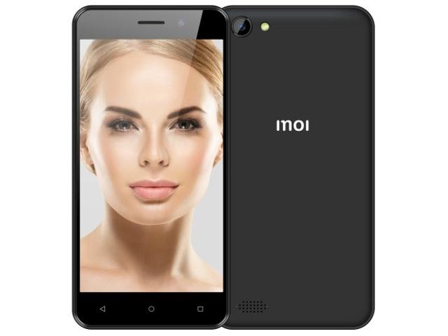 Сотовый телефон Inoi 2 Lite Black цена и фото