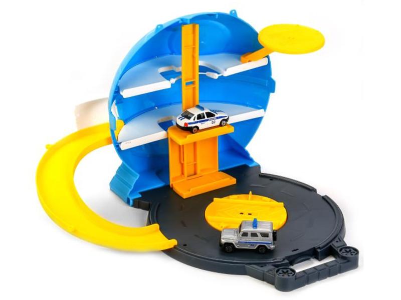 Игрушка Технопарк Полиция A129-H06049-R игрушка технопарк трамвай 1079bc r