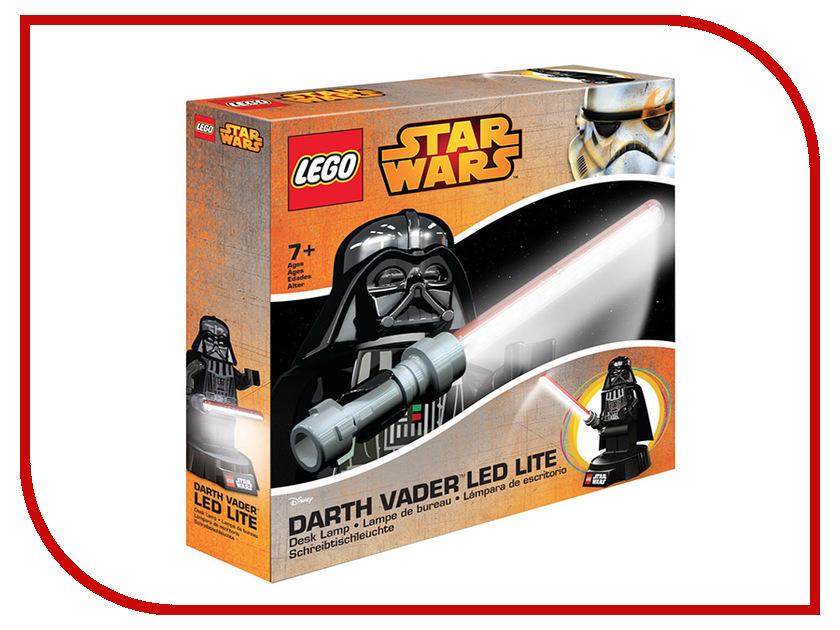 Настольная лампа Lego Дарт Вейдер LGL-HE3 lego 31035