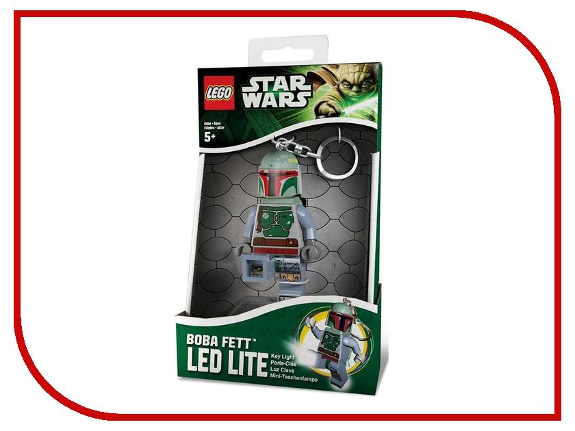 Брелок Lego Боба Фетт LGL-KE19