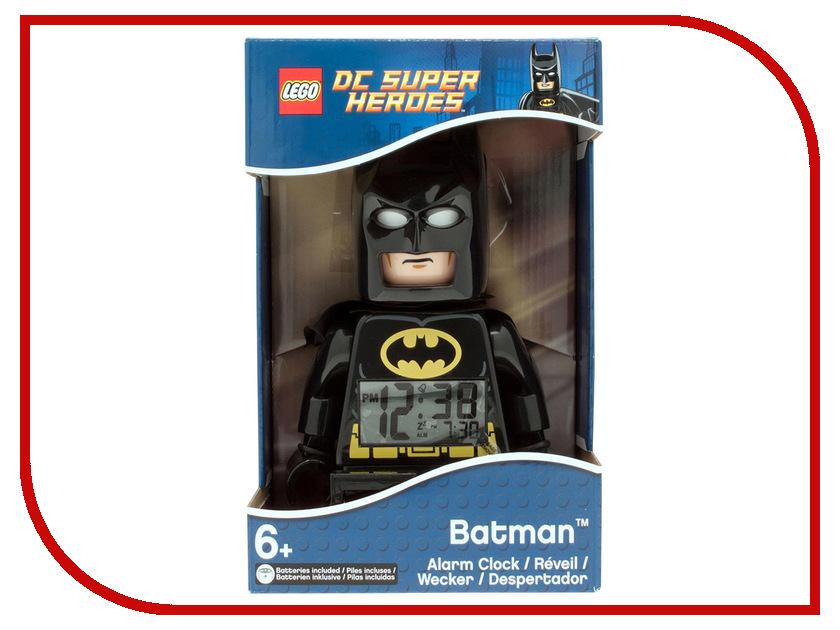 Часы Lego DC Super Heroes Бэтмен 9005718 lego super heroes бэтмен убийца крок 76055
