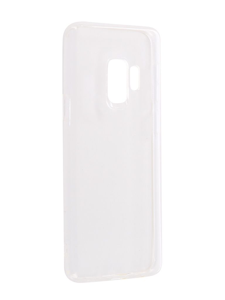 Аксессуар Чехол iBox для Samsung Galaxy S9 Crystal Crystal Silicone Transparent аксессуар чехол ibox для apple iphone x crystal silicone transparent