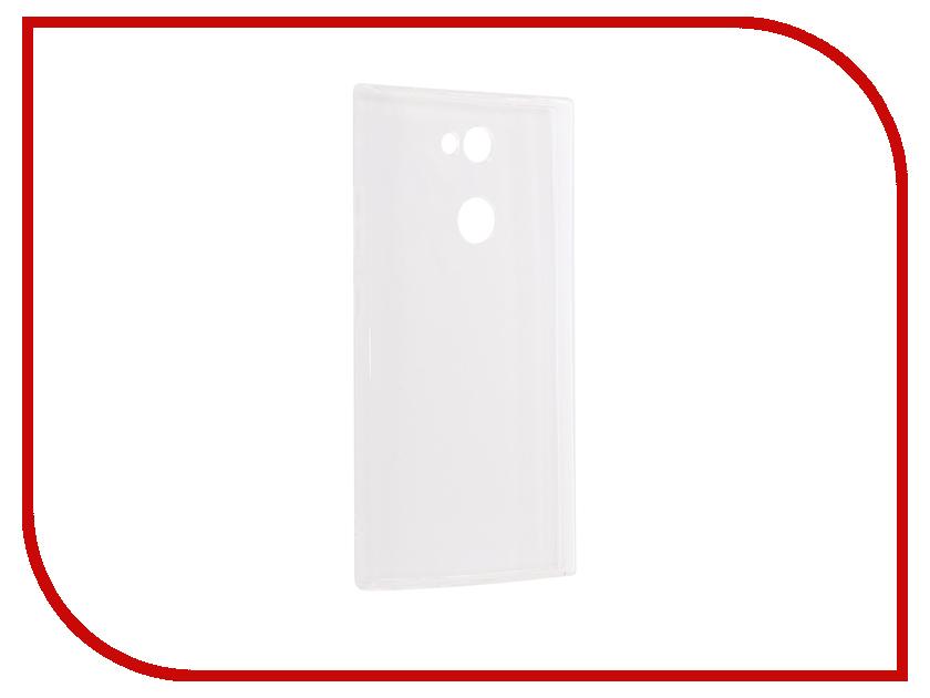цена на Аксессуар Чехол для Sony Xperia L2 iBox Crystal Silicone Transparent