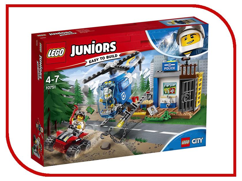 Конструктор Lego Juniors Погоня горной полиции 10751 кирилл шелестов погоня