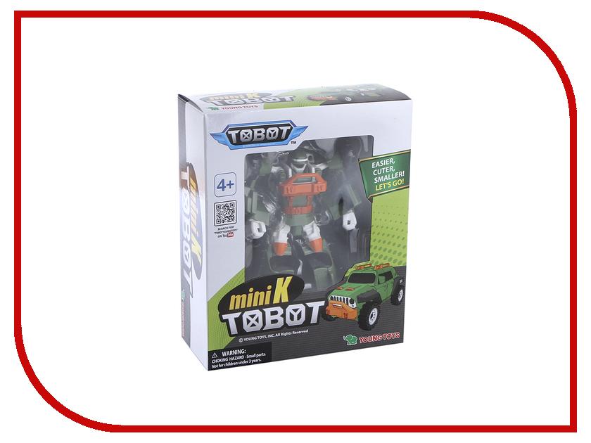 Игрушка Young Toys Tobot Мини К 301059 роботы tobot тobot мини r