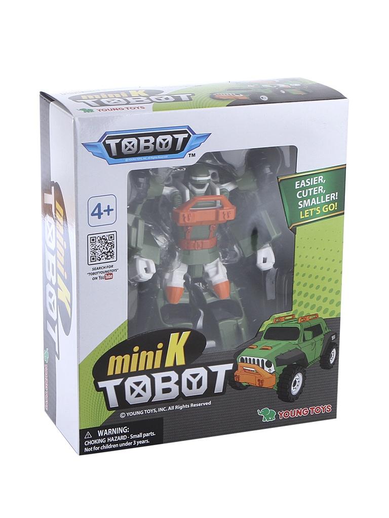 Робот Young Toys Tobot Мини К 301059