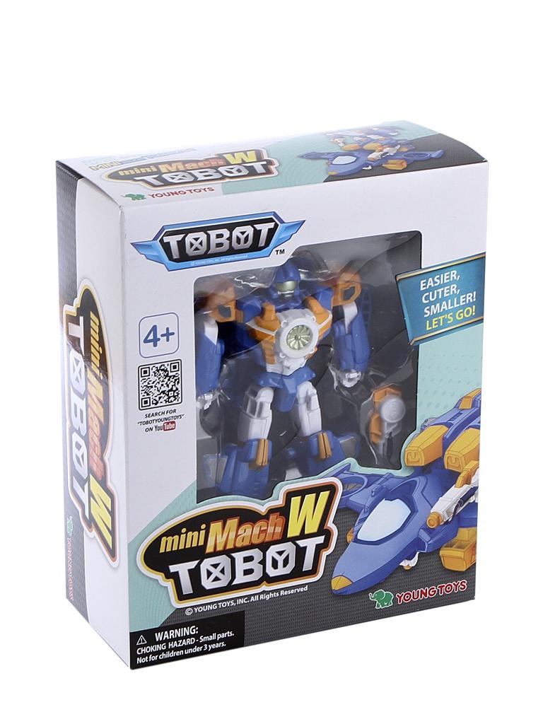 Робот Young Toys Tobot Мини МЭХ W 301061