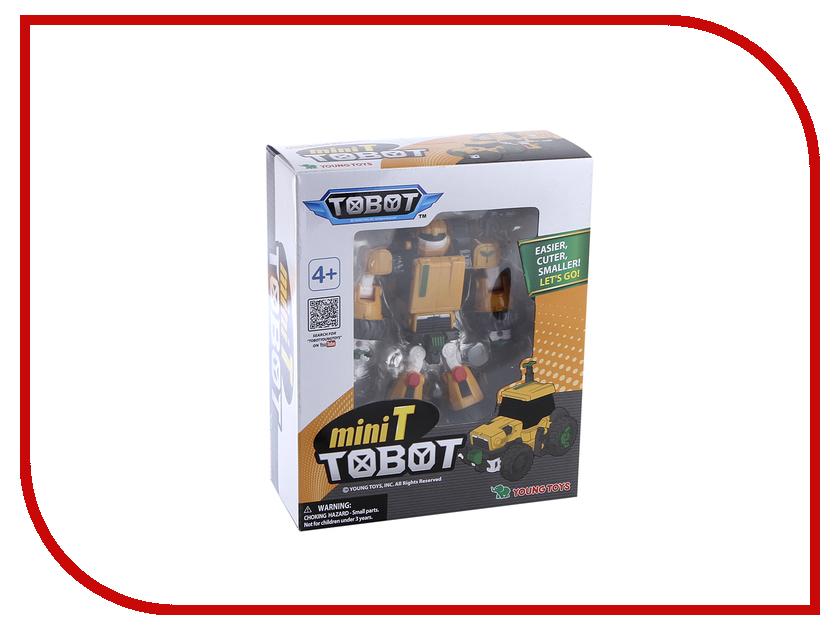 Игрушка Young Toys Tobot Мини T 301077 игрушка t toyz wb t car открытые двери yellow 4601234567879
