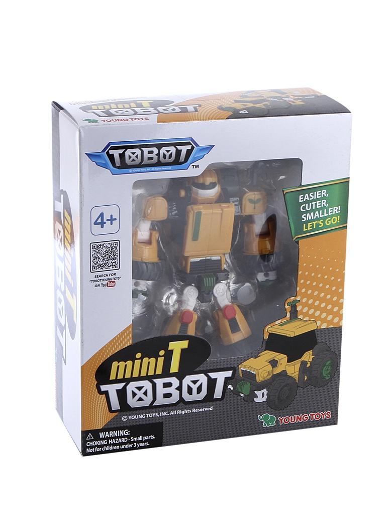 Робот Young Toys Tobot Мини T 301077