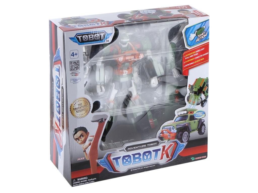 Робот Young Toys Tobot К 301042