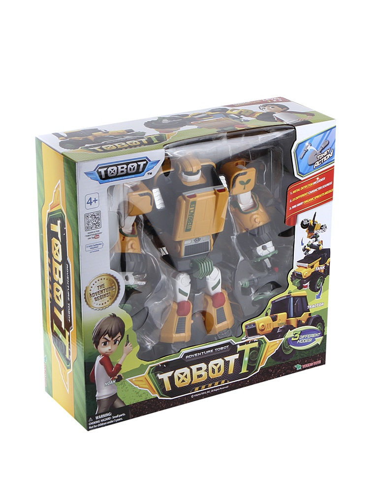 Робот Young Toys Tobot Т 301047