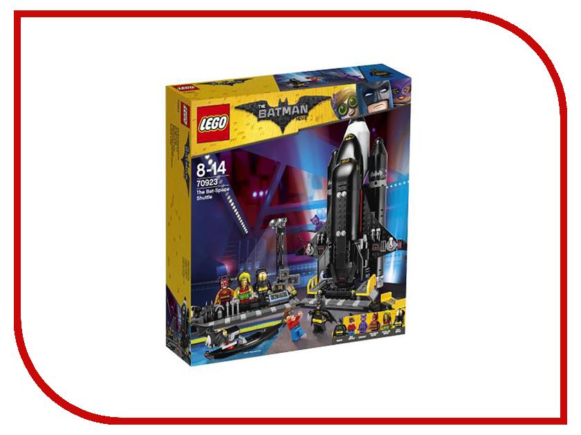 Конструктор Lego Batman Movie Космический шаттл Бэтмена 70923 конструктор lepin batman космический шаттл бэтмена 720 дет 07098