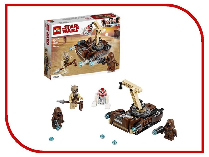 Конструктор Lego Star Wars Боевой набор планеты Татуин 75198