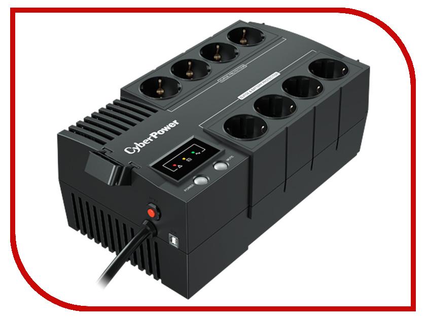 Источник бесперебойного питания ИБП CyberPower BS850E 577ns bs