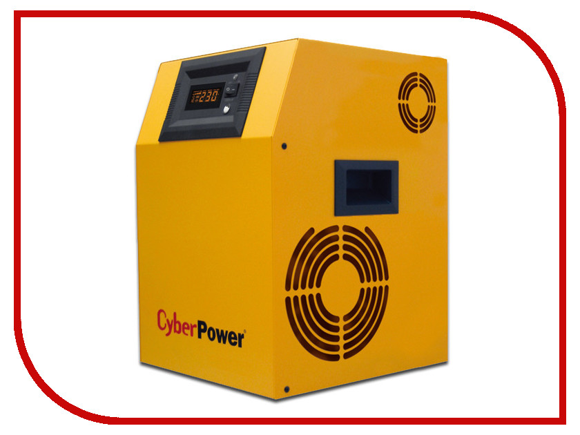 Источник бесперебойного питания CyberPower CPS 1000E источник бесперебойного питания ippon back power pro lcd 600