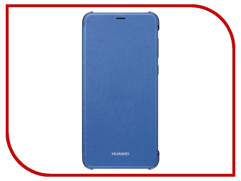 Аксессуар Чехол Huawei P Smart Blue 51992415 аксессуар
