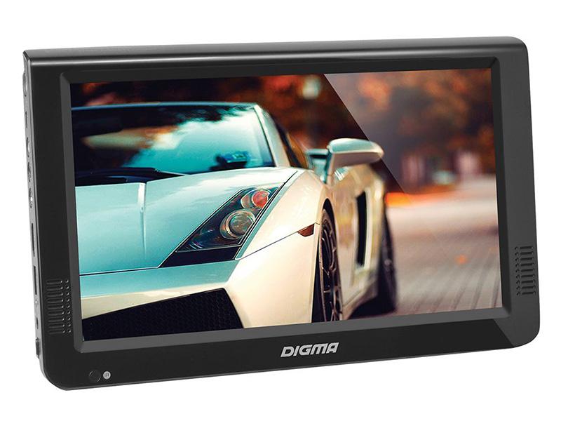 Фото - Монитор в авто Digma DCL-1020 авто