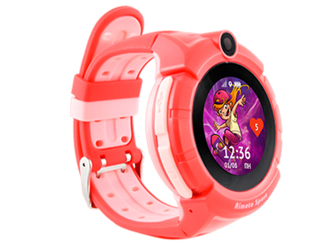 Кнопка жизни Aimoto Sport Red кнопка жизни aimoto ocean light blue умные часы